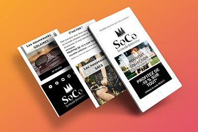 Newsletter Socco
